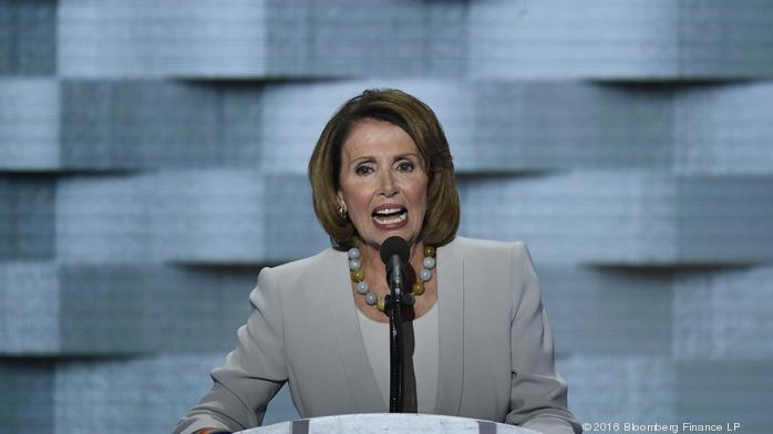 Politics: Pelosi dismisses Dems seeking her ouster