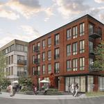 100 apartments on their way up in North Portland