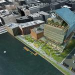 GE's Boston HQ will have just one parking space for every 27 employees