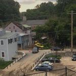 Ellicott City's Main Street will reopen Thursday