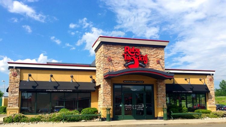 Ruby Tuesday Restaurants Wants To Expand In Albuquerque