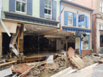 As Ellicott City clean up continues, businesses wait to return to Main Street