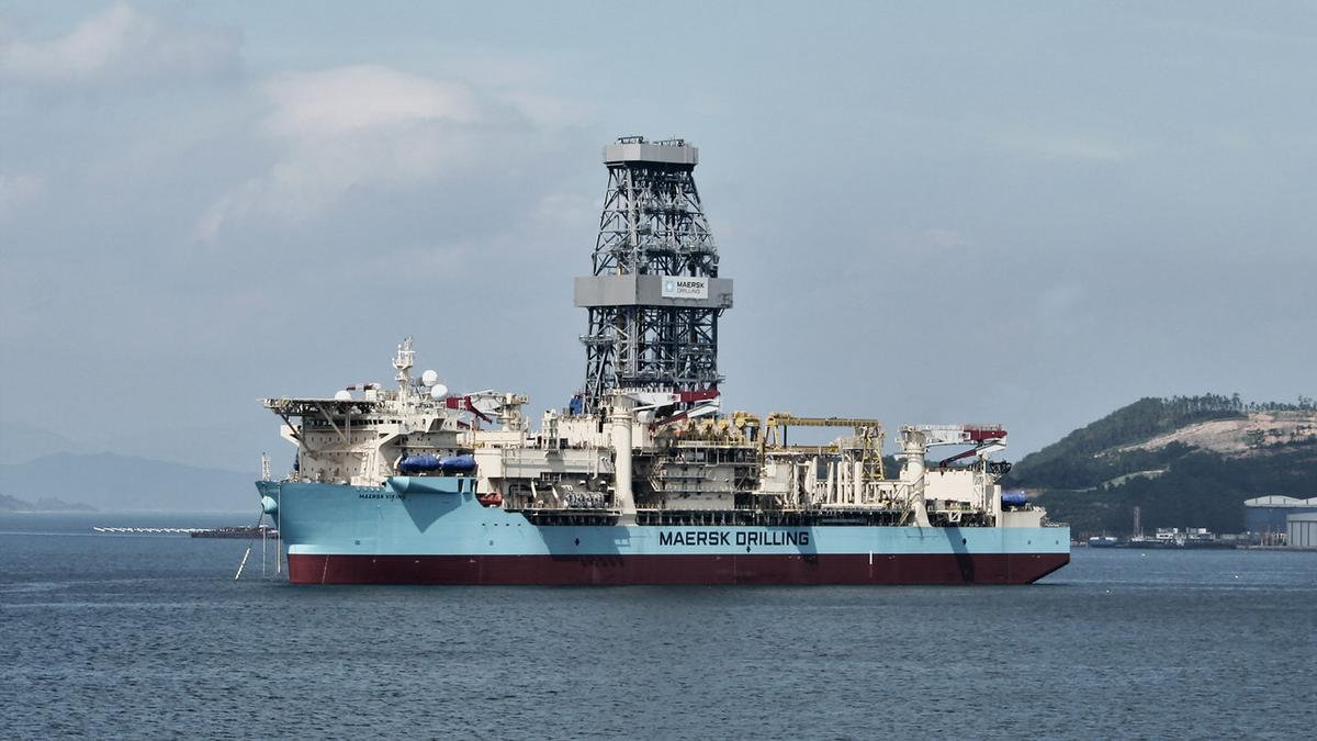 A P  Moller–Maersk to list Maersk Drilling as standalone