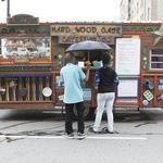 Food trucks may not be allowed on <strong>Brady</strong> Street