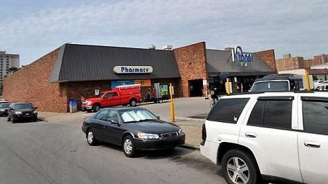 Former Kroger property near downtown has a buyer