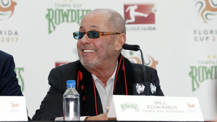 tampa bay rowdies owner bill edwards talks about how the tampa bay