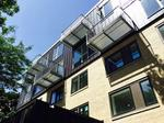 Prospect apartment building almost full at opening
