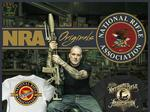 Jesse James fires up licensing agreement with NRA