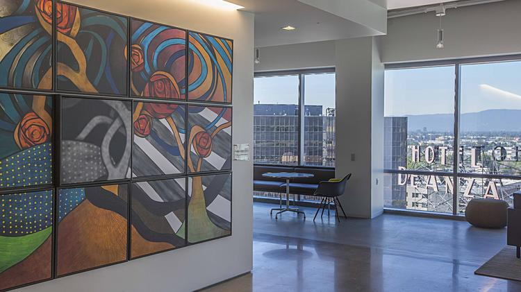 Welcome To CBREu0027s New Office In Downtown San Jose. Itu0027s On A Different  Floor But Gallery