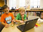 Hands-on: STEM curriculum emphasizes learning by doing