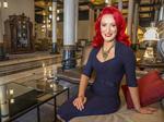 Meet Sophie Parrott, owner, The Marvelous Vintage Tea Party