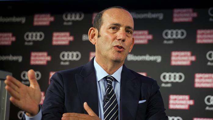 As Nashville pushes for a soccer team, MLS commissioner plans a visit