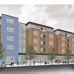 Campus Walk on pace to be move-in ready by next fall