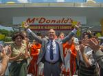 Ray Kroc 'The Founder' movie was to open today, but it's been postponed