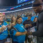 More sales gains for Carolina Panthers