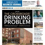 First in Print: The Crossroads' liquor (license) problem