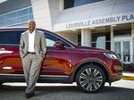 Louisville Assembly Plant manager helping move Ford forward