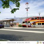 City opens $7.1 M Montaño Transit Center