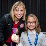 Wasserman signs new pro swimmer <strong>Katie</strong> <strong>Ledecky</strong>