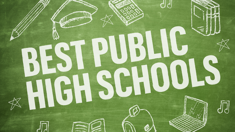 Here Are The 10 Best Public High Schools In The Bay Area And Only
