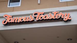 Famous Toastery to cut ribbon on New York location this summer