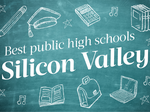 Here are the top 10 public high schools in Silicon Valley