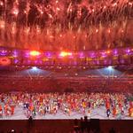 Olympic slideshow: Bridgestone employee reflects on Rio's first days