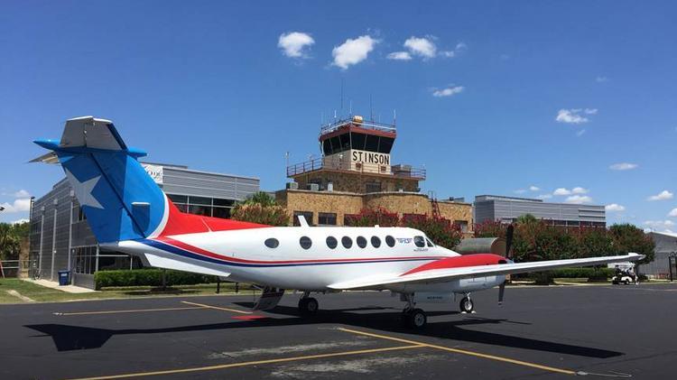 Texas Air Shuttle Ceo Has High Hopes For Carrier S San