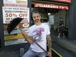 Outside the Box: Nick Kanieff runs a car-wash business by day and, on the side, a fast-growing comic-book convention
