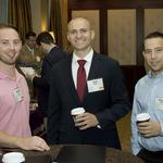 Photos from the BBJ's real estate panel discussion