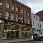 <strong>Mike</strong> Feinberg Co. puts property on the block