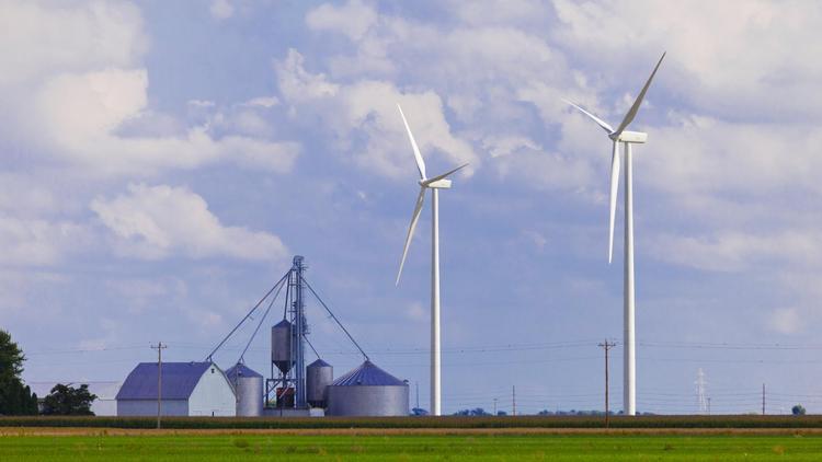 Aep S 4 5 Billion Oklahoma Wind Farm Much Less Risky Than