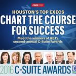 2016 C-Suite Awards: Houston's top execs chart the course for success