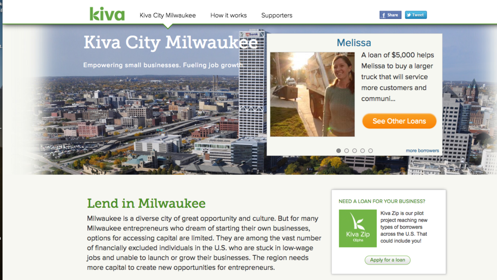 How Kiva Has Affected Local Milwaukee Businesses Milwaukee Milwaukee Business Journal