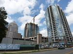 Charlotte's high-rise apartment rents drop among the most nationally