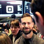 Video: Square's stock soars as <strong>Dorsey</strong> says it's aiming for the 'underbanked'