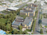 Stanford University close to breaking ground on $500 million first phase of the Redwood City Campus