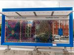 Streetcar becomes a vehicle for presenting works of local artists [PHOTOS]