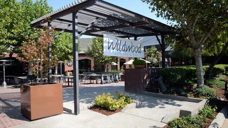 The Outdoor Area At Wildwood Kitchen U0026amp; ...