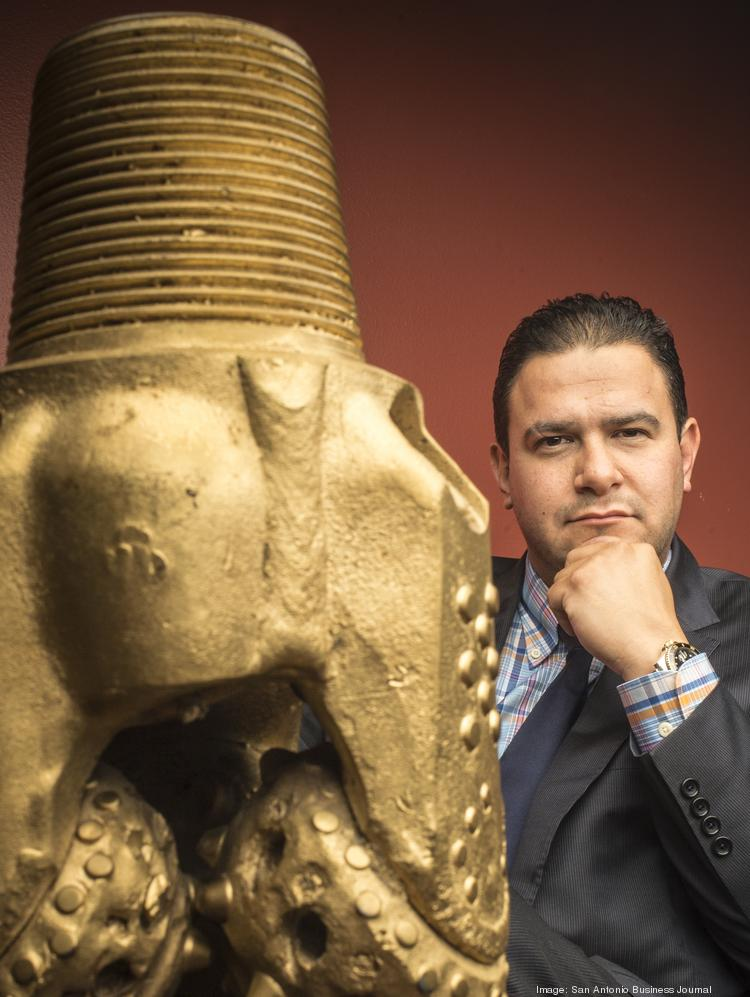 Richard Monroy is president and CEO of Millennium Exploration, an independent oil company based in San Antonio.