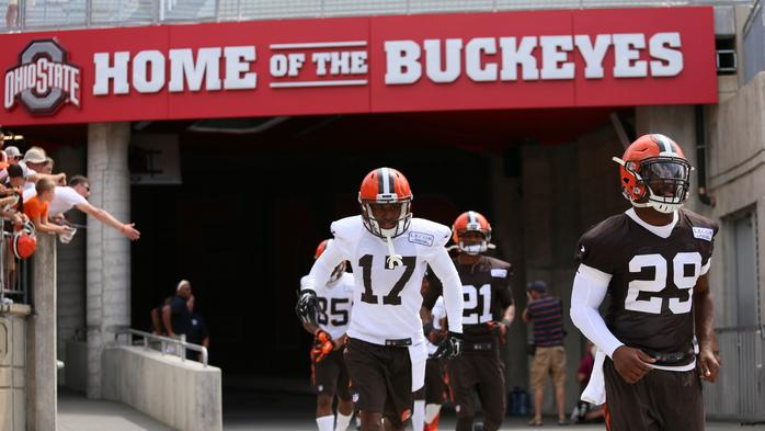 Cleveland Browns revive talks on publicly funded training camp in Columbus