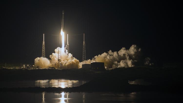 Space Coast launch complex, road fixes part of Gov. Rick ...