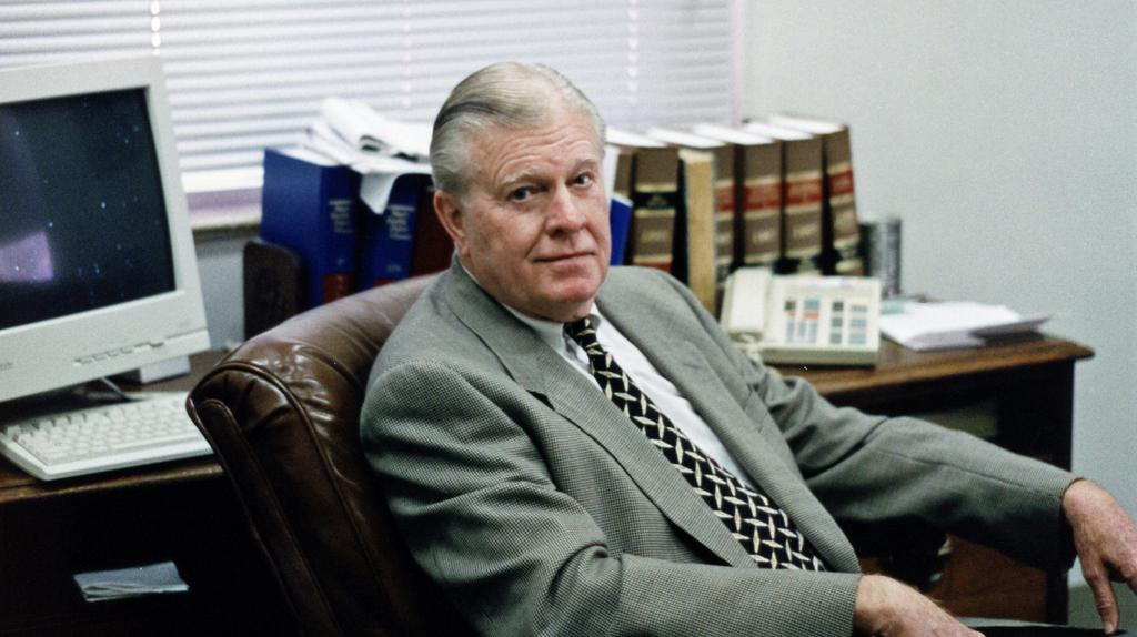 Sid White, former Florida Supreme Court clerk and Clearwater native