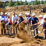 Ground breaks on a $4.2M Vancouver business park