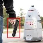 Security robot startup weighs mini IPO, hopes to add gun detection capability