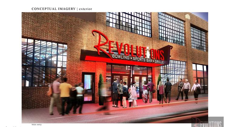 Frank Entertainment bringing bowling/bar and restaurant concept to