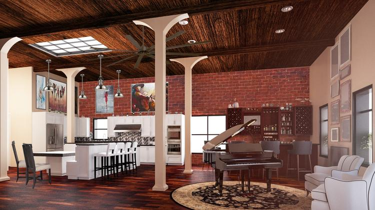 Historic building in Tampa's Channel district converting to