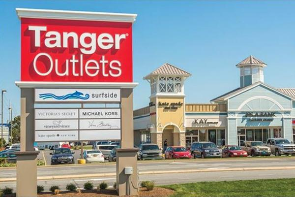 Tanger Outlets plan reopening events in