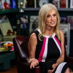 <strong>Kellyanne</strong> claps back at Mika and Joe