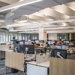 Turner Construction pays penalty, reaps rewards for office move [PHOTOS]